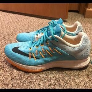 Nike Air Zoom Elite 8 gamma blue black - sz 8.5